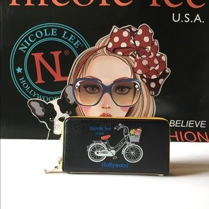Nicole lee beautiful wallet